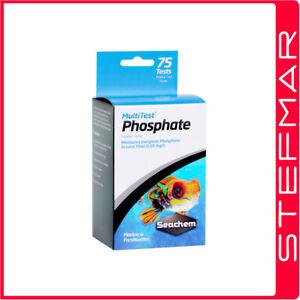 Seachem Test Kit MultiTest Phosphate 75 tests