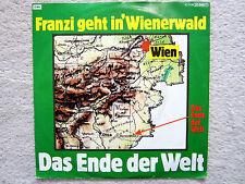 Single / FRANZI GEHT IN'WIENERWALD / AUSTRIA / 1984 / STS / RARITÄT /