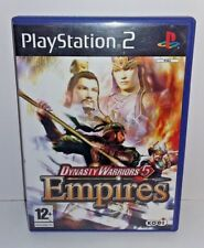 Dynasty Warriors 5: Empires PS2 USATO ITA