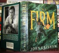 John Grisham THE FIRM  1st Edition 1st Printing