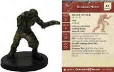 D&D Mini - GUARDIAN MUMMY  #28 Undead! (Desert of Desolation - SEALED W/ CARD!!)
