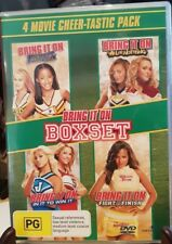 Bring It On Again / All or Nothing / In It To Win / Fight To the Finish - DVD