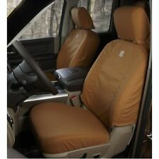 Covercraft SSC2372CABN SeatSaver Carhartt Seat Covers Front Brown for Cadillac