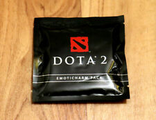 Dota 2 DOTA2 The International 2015 TI5 rare Emoticharm Pin Pins Pack Sealed