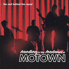 STANDING IN THE SHADOWS OF MOTOWN - CD - ORIGINAL MOTION PICTURE SOUNDTRACK