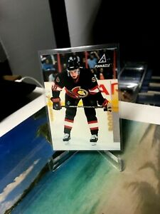 MARIAN HOSSA RC PINNACLE #17 SENATORS ROOKIE 1997