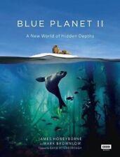 Blue Planet II by James Honeyborne, Mark Brownlow (Hardback, 2017)