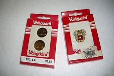 Vintage  New In Box Military Insignia Vanguard