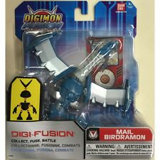 Bandai Digimon Digi Fusion Birdramon Action Figure Brand New