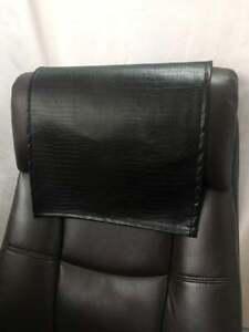Black Alligator 14x30 Recliner Sofa furniture love seat leather damage protector