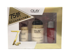 Olay Total Effects 7-in-1 UV Protection 50ml + Essence 18ml + Moisturizing 14g