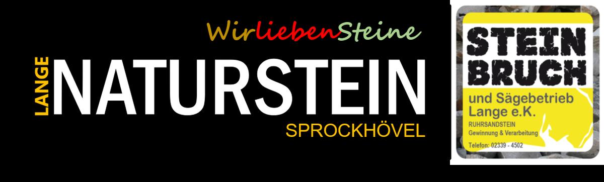 Ruhrsandstein Steinbruch Lange