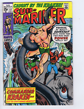 Sub-Mariner #27 Marvel 1970