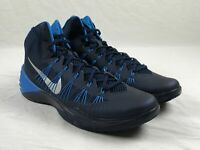 NEW Nike Hyperdunk 2013 TB - Navy blue Basketball Shoes (Men's 18)