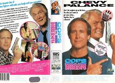 COPS AND ROBBERSONS - Chase - VHS -PAL - NEW -Never played! -Original Oz release