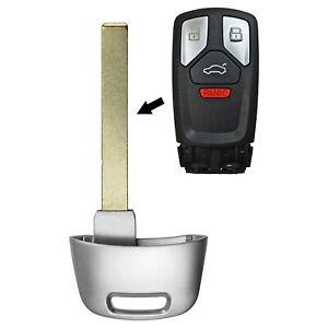 Insert Blade Replacement Uncut Key For Audi FCC IYZ-AK01 / IYZAK01