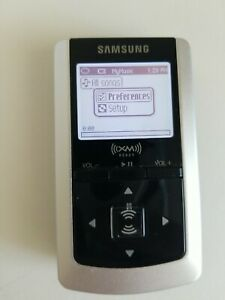 Samsung YP-X5X Nexus 25 XM Satellite Radio/MP3 Player ONLY