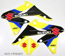 Factory Effex EVO 15 Graphics Suzuki RMZ450 RMZ 450 08 09 10 11 12 13 14 15 17