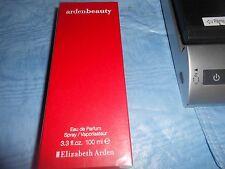 Arden Beauty by Elizabeth Arden Eau De Parfum Spray 3.3 oz/100 ml Women  SEALED
