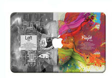 """Laptop Rubberized Hard Case+Keyboard Cover for Apple Mac PRO 13 /15"""" Air 11/13"""""""
