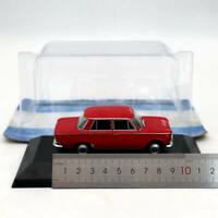1/43 IXO Altaya Fiat 1500 1963 Diecast Models Limited Miniature Collection Red