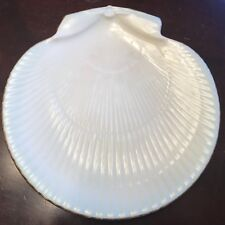 Wedgwood 1890's Shell Plate