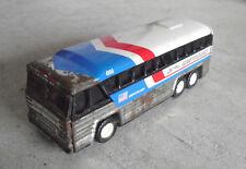 Vintage Buddy L Japan Metal Americruiser Greyhound Bus