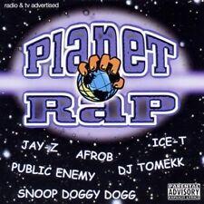 Planet Rap (1999) Dj Tomekk vs. Grandmaster Flash, R. Kelly, Nate Dogg,.. [2 CD]