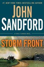 Storm Front (A Virgil Flowers Novel) by John Sandford