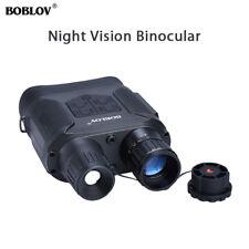 Boblov Nv400 Night Vision 7x31 Zoom Binocular Scope Telescope 720p for Hunting