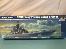 USSR NAVY FRUNZE BATTLE CRUISER 1/700 TRUMPETER 05708