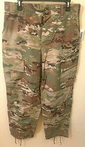 US Army OCP FR Multicam Combat Uniform Bottoms Trousers Pants Medium Regular MR