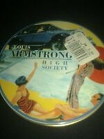 Louis Armstrong High society (36 tracks, Can) [CD]