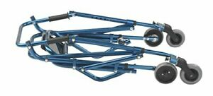 """Nimbo Posterior Walker with Seat, 23""""-30.5"""", Knight Blue"""