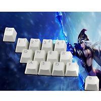 14key PBT Keycap Two-color Translucent OEM Keycap für Mechanical Tastaturen ZSD