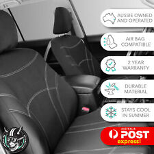KIA SPORTAGE (QL) 2015 - CURRENT CUSTOM MADE NEOPRENE FRONT CAR SEAT COVERS