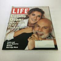 Life Magazine: February 2000 Celine Dion - Why I Left It All For Love