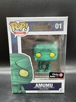 Funko Pop! Games League of Legends Amumu #01 Vinyl Figure Gamestop Exclusive NEW