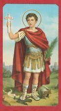 Image Pieuse - SANTINO - Holly Card - N° 199 -  Saint Expedit