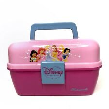 Girls Shakespeare Tackle Box New Fishing Disney Princess Pink Purple Storage Toy