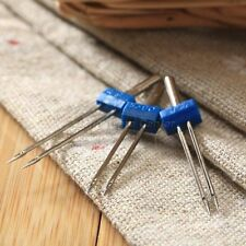 3x Double Twin Needles Pins Sewing Machine Size 2.0/90 3.0/90 4.0/90 Useful Tool