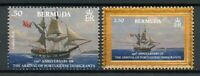 Bermuda Ships Stamps 2019 MNH Arrival Portuguese Immigrants Nautical 2v Set