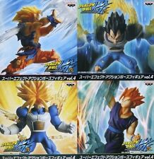 Dragon Ball Kai Super Effect Action Pose Figure Vol.4 All Four