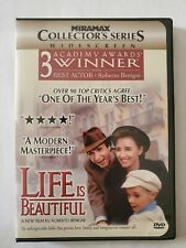 Life Is Be 00006000 autiful (Dvd, 1999, Collectors Edition)