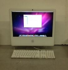 Apple iMac A1174 All-In-One Core 2 Duo 2Ghz 2GB RAM 250GB HDD Snow Leopard