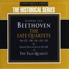 Yale Quartet, Ludwig - Late Quartets Opp 127, 130, 131, 132, 135, 133 [New CD]