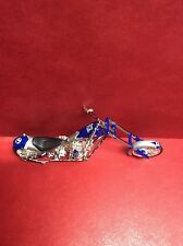 ERTL Collectibles NHL Tampa Bay Lightning  OCC Chopper 1/18 Diecast Model