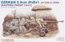 Dragon 1/35 German 2.8cm sPzB41 at Gun & Crew (Eastern Front 1943) # 6056
