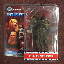 House Of 1000 Corpses ** The Professor Figure ** Rob Zombie SEG 2003