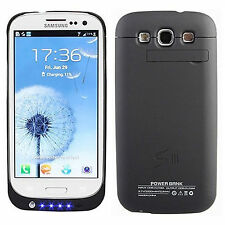 Power Bank Portable External Battery Charger Case Cover Samsung Galaxy S3 i9300
